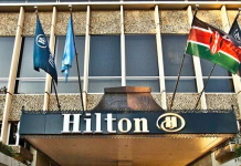 Hilton Hotel Nairobi