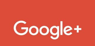 The Google Plus official logo.