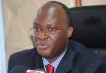 Transport CS James Macharia