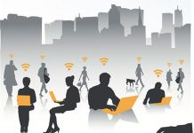 Wireless-internet-connection