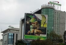 Safaricom-House