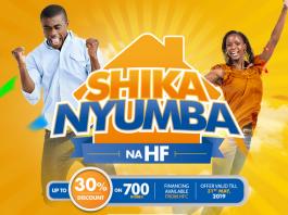 HF Group Shika Nyumba promotion