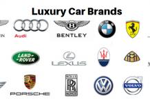 Luxury-Car-Brands