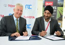 NIC-Toyota deal