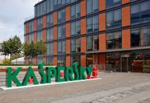 The Kaspersky lab in Russia