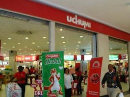 An Uchumi outlet