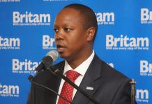 Britam Asset Managers CEO