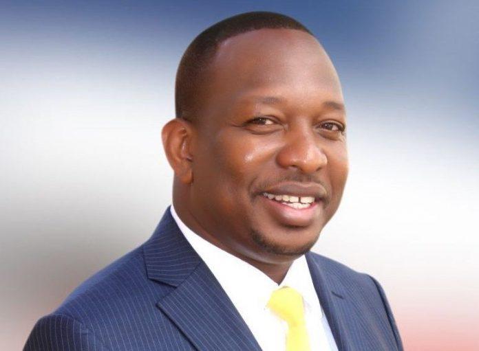 city hall head Governor Mike Sonko