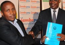 Jambopay CEO