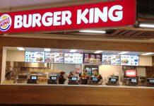 A Burger King outlet
