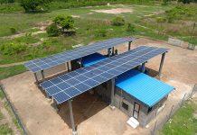 solar mini grid