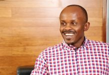 Centum CEO James Mworia