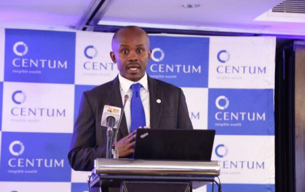 Centum CEO James Mworia