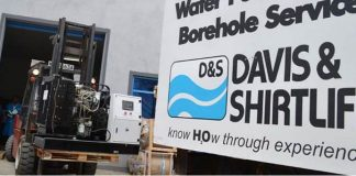 Davis and Shirtliff Water infrastructure