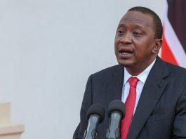 President Uhuru Kenyatta EAC
