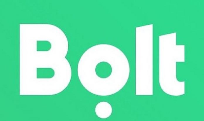 The Bolt logo