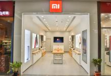 A Xiaomi store