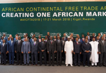 Africa Free Trade