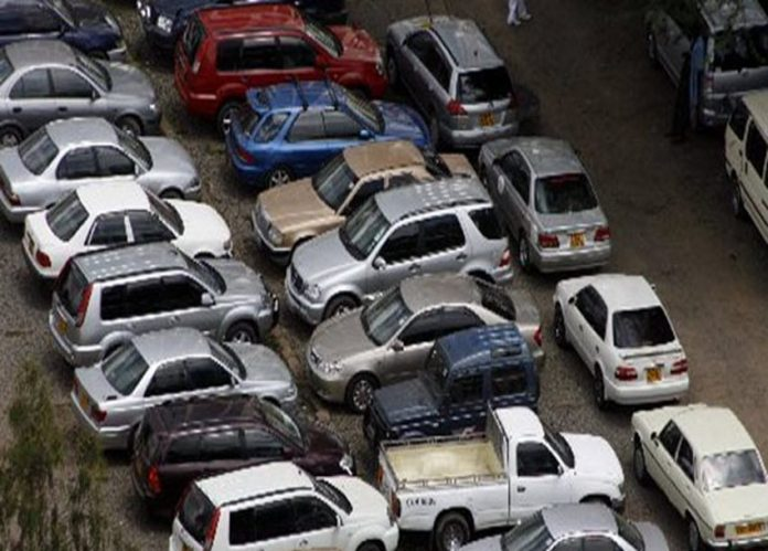 City Hall Parking lot