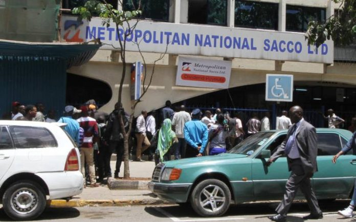 Metropolitan national sacco