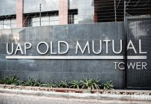 UAP Old Mutual tower.