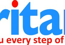 The Britam logo