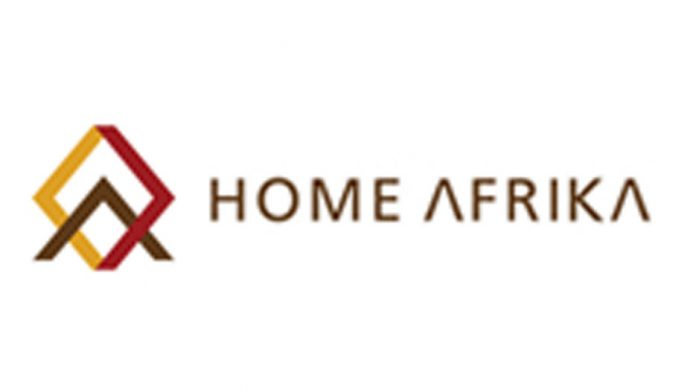The Home Afrika logo