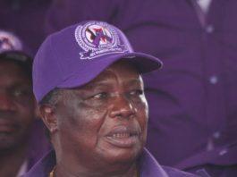COTU Sec Gen Francis Atwoli