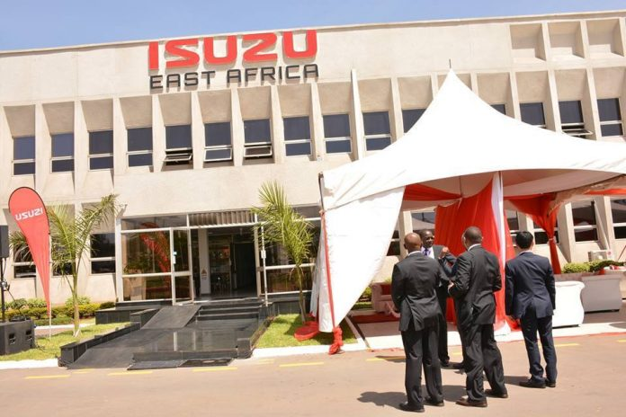 Isuzu-East Africa Headquarters