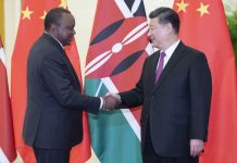 China has started reducing loans disbursement to African states.