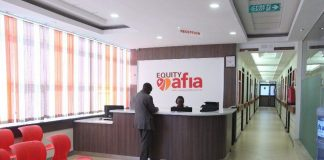 An Equity Afia clinic.