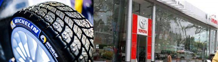 Toyota Michelin