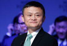 Chinese business magnate - coronavirusack Ma.