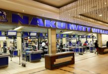 A Nakumatt outlet.