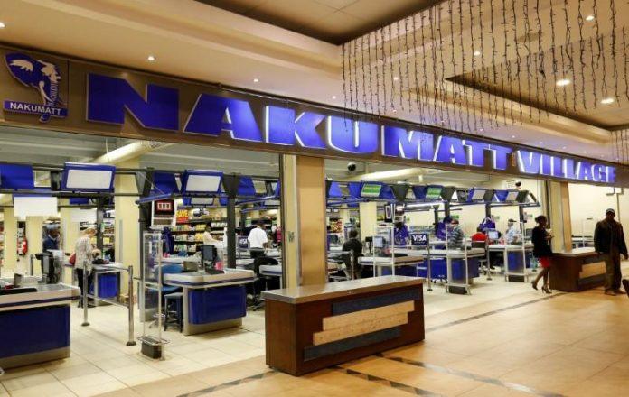 A Nakumatt outlet.