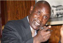 Retired Auditor General Edward Ouko