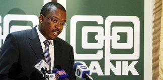 Co-operative Bank CEO Gideon Muriuki