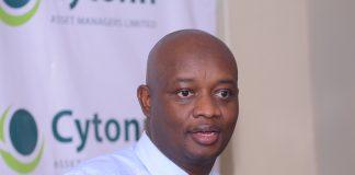 Cytonn Investments CEO Edwin Dande.- CAHIP