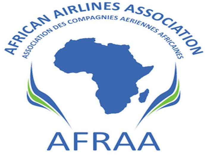 The AFRAA logo