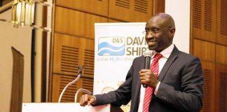 Davis and Shirtliff Group CEO David Gatende -Kurita