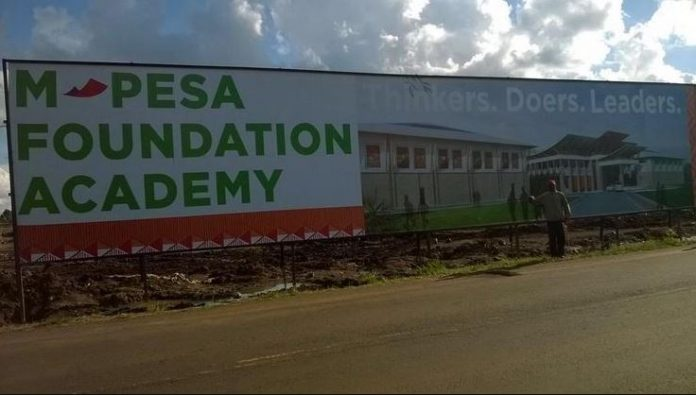 M-Pesa-Foundation Academy
