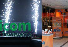 Safaricom- Ria Money Transfer