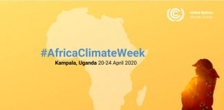 Africa Climate Week 2020