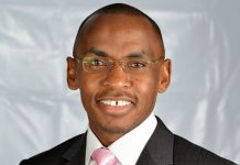 Safaricom CEO Peter Ndegwa