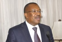 Co-op Bank CEO Gideon Muriuki