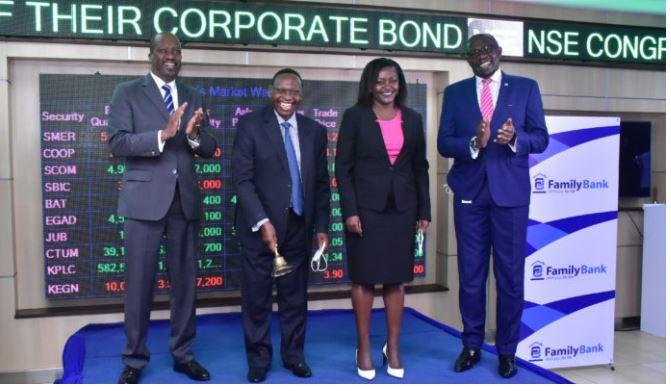 Family Bank NSE Corporate Bond Trading
