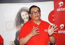 Airtel-Kenya-Managing Director Prasanta-Das-Sarma.
