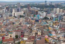 Kenya's Capital, Nairobi.