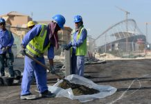 Qatar-human-rights-Construction-workers