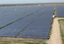 A solar Power Plant